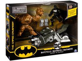 Spin Master Batman Bat ATV mit 2 10cm Figuren