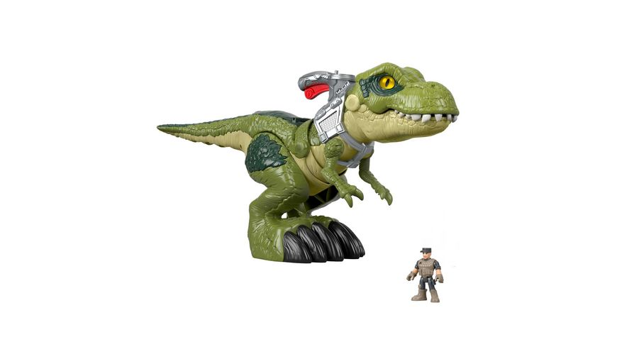 Imaginext Jurassic World Hungriger T Rex