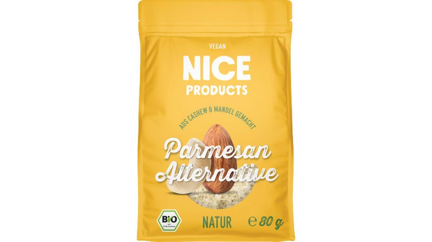 NICE PRODUCTS Parmesan Alternative