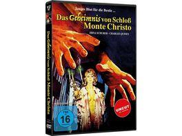 Das Geheimnis von Schloss Monte Christo Uncut inkl Bonusfilm