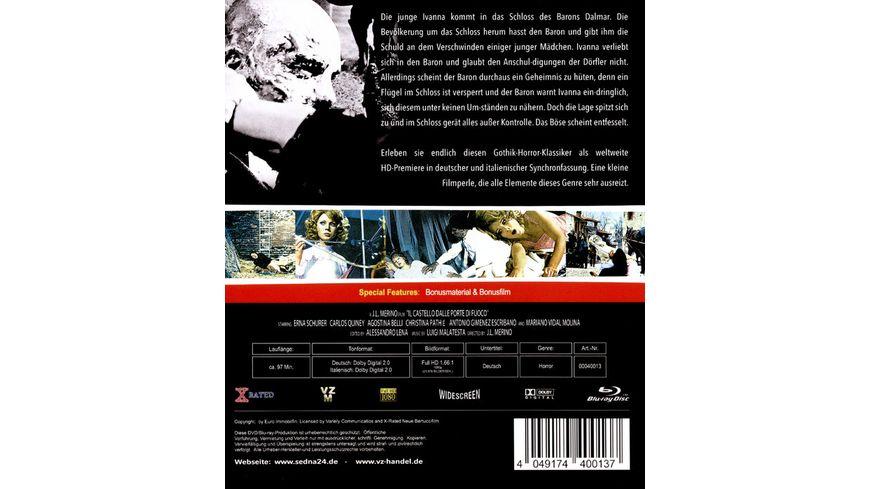 Das Geheimnis von Schloss Monte Christo inkl Bonusfilm