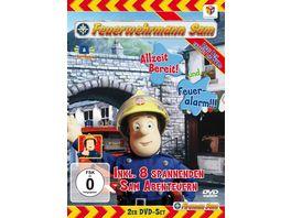 Feuerwehrmann Sam Allzeit bereit Feueralarm 2 DVDs