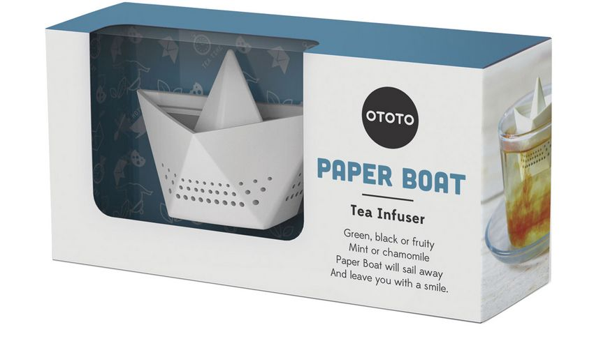MAGS Ototo Paper Boat Tee Ei