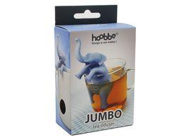 hoobbe Jumbo Elefanten Tee Ei
