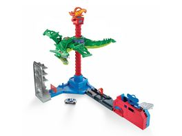 Mattel Hot Wheels City Drachen Luftangriff