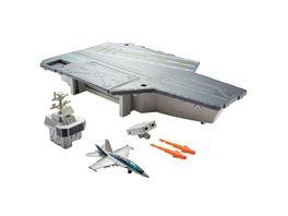 Matchbox Top Gun Flugzeugtraeger Spielset