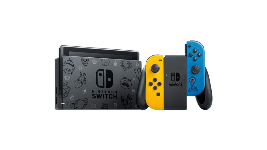 Nintendo Switch Konsole Fortnite Special Edition