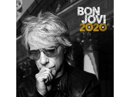 BON JOVI 2020 GOLDFARBENE 2LP