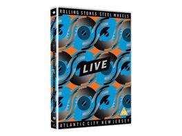 Steel Wheels Live Atlantic City 1989 DVD