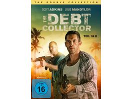 Debt Collector Double Collection 2 DVDs