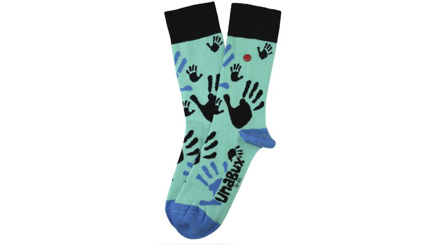 Unabux Socken Haende Unisex
