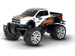Carrera RC 2 4GHz Ford F 150 Raptor weiss