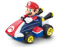 Carrera RC 2 4GHz Mario Kart TM Mini RC Mario
