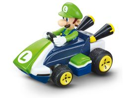 Carrera RC 2 4GHz Mario Kart TM Mini RC Luigi