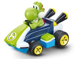 Carrera RC 2 4GHz Mario Kart TM Mini RC Yoshi