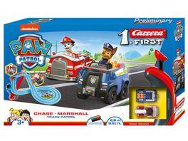 Carrera First PAW PATROL Track Patrol