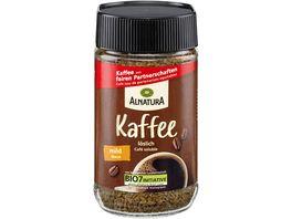 Alnatura Bio Kaffee loeslich 100 g