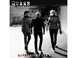 Live Around The World CD DVD