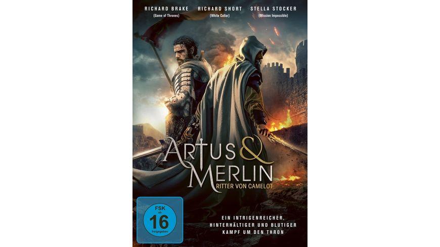 Artus Merlin Ritter von Camelot