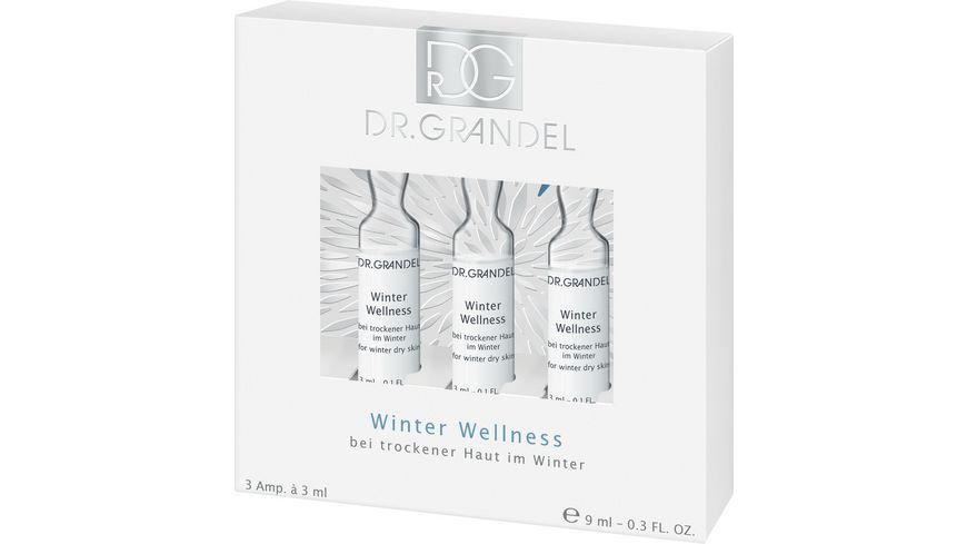 DR. GRANDEL Winter Wellness Ampullen