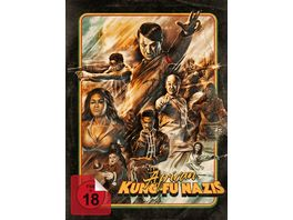 African Kung Fu Nazis 2 Disc Limited Collector s Edition Mediabook 2 BRs