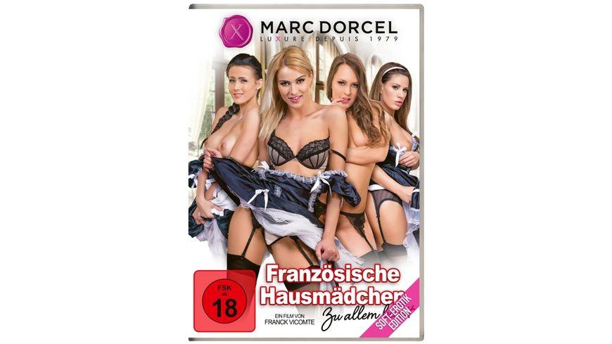 Französische Hausmädchen - Zu allem bereit