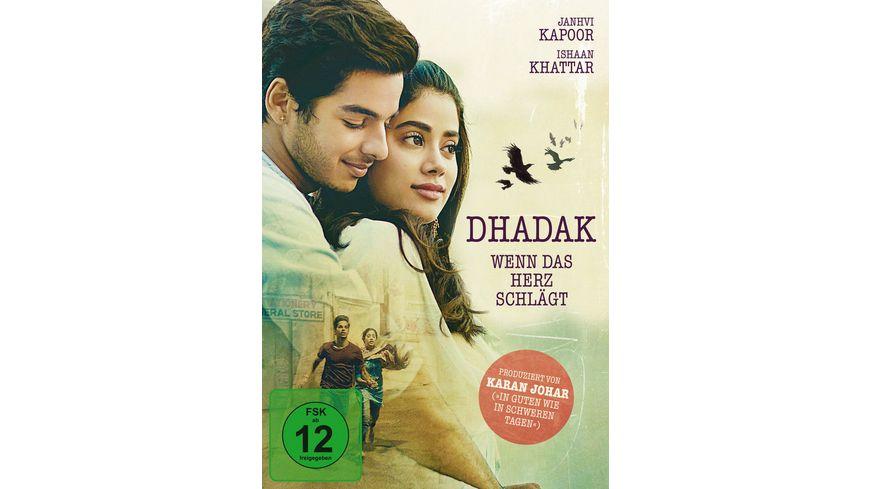 Dhadak - Wenn das Herz schlägt