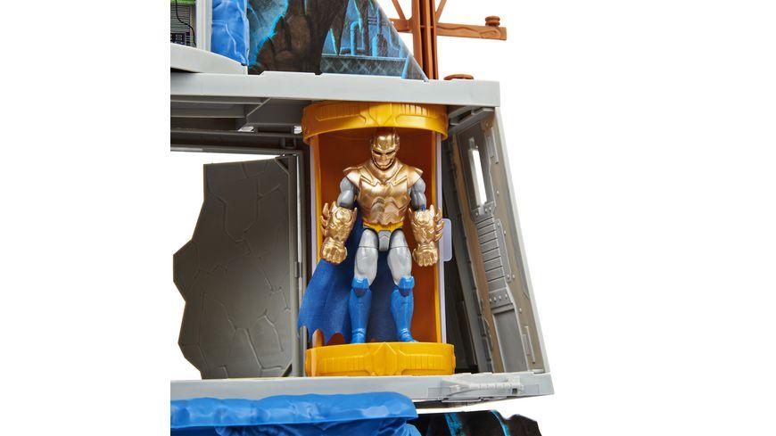 Spin Master Batman Mission Playset fuer 10 cm Figuren