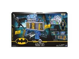 Spin Master Batman Mission Playset fuer 10 cm Figuren
