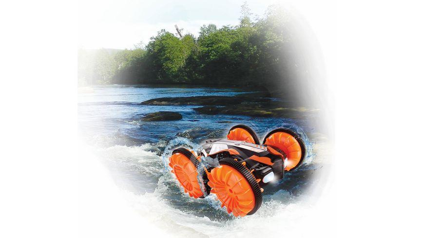 Dickie RC Amphibious Flippy