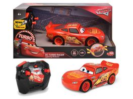 Dickie Cars RC Lightning McQueen