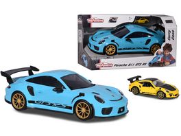 Majorette Porsche 911 GT3 RS Carry Case 1 Auto