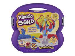 Spin Master Kinetic Sand Sandwhirlz Set 907 g