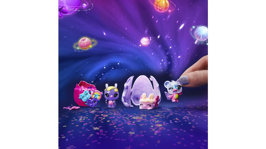 Spin Master Hatchimals Colleggtibles 4 Pack S8