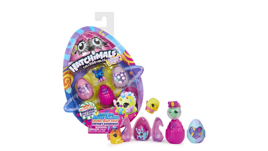 Spin Master - Hatchimals Colleggtibles - 4 Pack S8