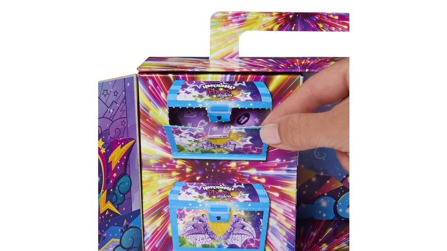 Spin Master Hatchimals Pixies Riders