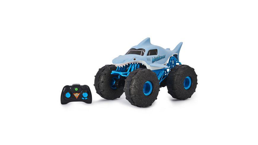 Spin Master - Monster Jam - Megalodon Storm Amphibienfahrzeug