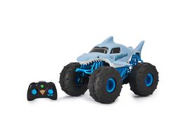 Spin Master Monster Jam Megalodon Storm Amphibienfahrzeug