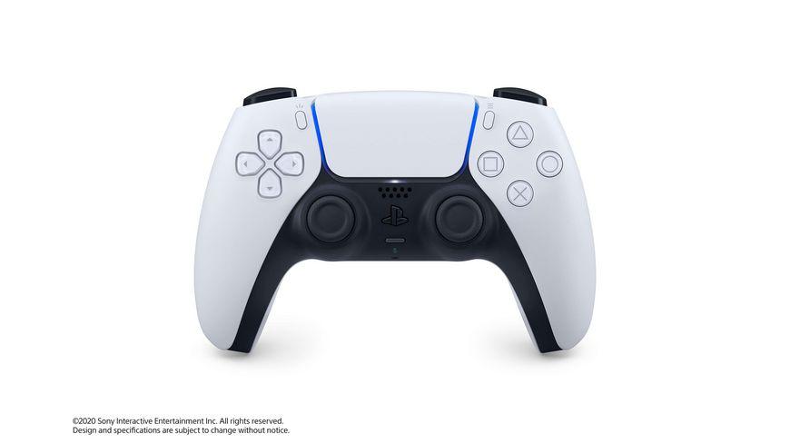 PlayStation 5 DualSense™ Wireless-Controller weiß
