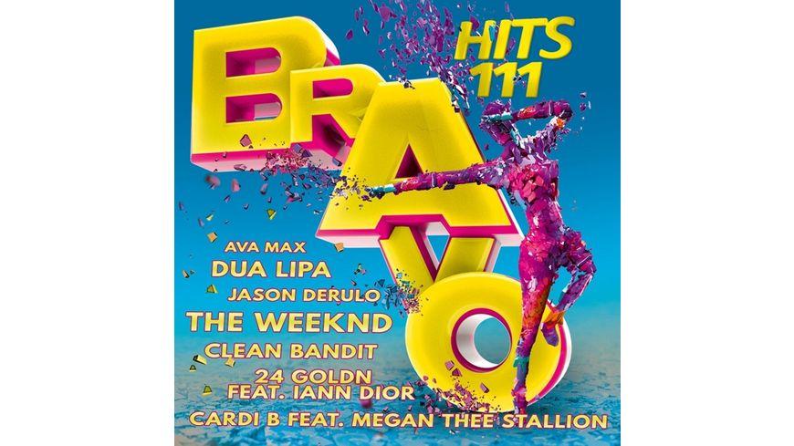 Bravo Hits Vol 111