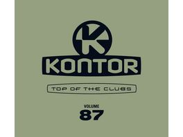Kontor Top Of The Clubs Vol 87