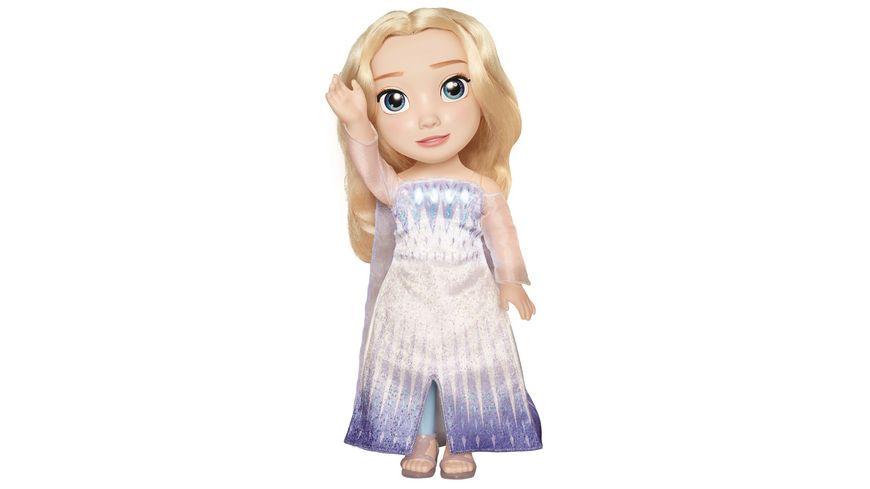 Jakks Pacific - Die Eiskönigin 2 - Elsa singende Funktionspuppe