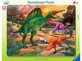 Ravensburger Puzzle Spinosaurus 42 Teile