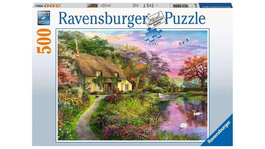 Ravensburger Puzzle - Landliebe - 500 Teile