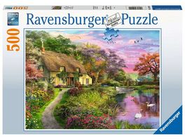 Ravensburger Puzzle Landliebe 500 Teile