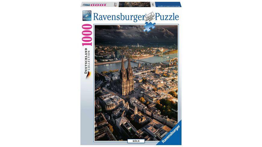 Ravensburger Puzzle - Kölner Dom - 1000 Teile