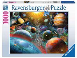 Ravensburger Puzzle Planeten 1000 Teile
