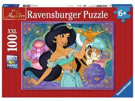 Ravensburger Puzzle Disney Prinzessinnen Zauberhafte Jasmin 100 XXL Teile