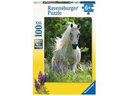 Ravensburger Puzzle Weisse Stute 100 XXL Teile
