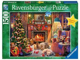Ravensburger Puzzle Heiligabend 1500 Teile